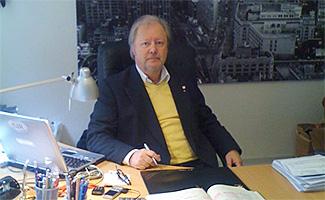 Bo Svanberg, SIR Scandinavia